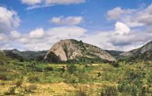 Granit Kopje bei Chitepo, 11.1.1988