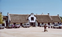 Midway Hotel in Rusape, 1999