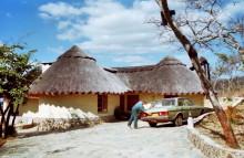 Unser Chalet in der Musangano Lodge