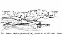 Das Naukluft Gebirge, 27.2.