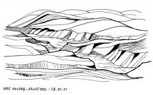 Das Kuiseb Flusstal, 28.2.
