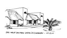Central Hotel in Omaruru, 14.3.