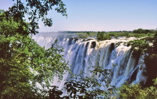 Ostkatarakt in Zambia