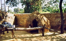 Bushman Shelter