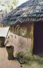 Ndebele Haus
