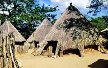 Nyanga Häuser