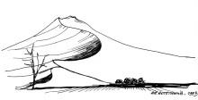 In der Roten Namib, 12.4.1993