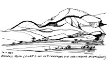 Dolerit Dyke, 14.4.1993
