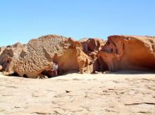 Granitvilla auf Wüstenquell