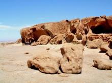 Verstecke auf Wüstenquell