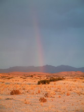 Zum Abschied ein Regenbogen , 17.11.03