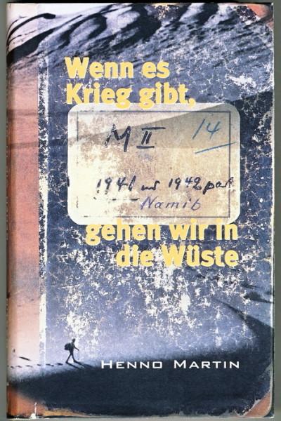 """Hermann Martins Buch """"Wenn es Krieg gibt..."""""""