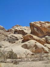 Granit Giganten im Swakoptal. 14.11.