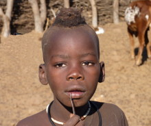Himba Junge, 21.07.