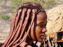 Himba Mädchen, 21.07.