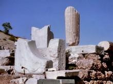 Auf der Akropolis in Athen, 6.9.