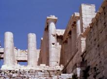 Die Propyläen der Akropolis, 14.6.