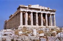 Der Parthenon, 14.6.1991
