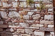 Mauerdetails auf der Akropolis, 14.6.