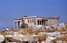 Erechtheion auf der Akropolis, 14.6.