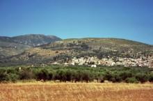 Dorf bei Pythagorion, 31.5.