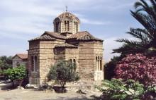 Kirche bei der römischen Agora, 8.9.