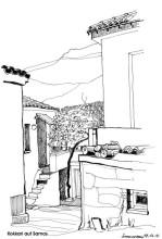 In Kokari auf Samos, 18.6.