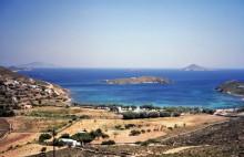 Die Psiliamos Bucht auf Patmos, 6.6.