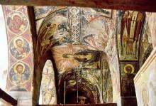 Fresken im Johannes Kloster