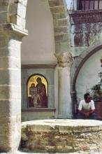 Im Johannes Kloster, 7.6.