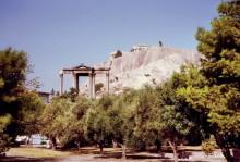 Im Zappeion in Athen, 9.9.