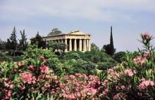 Griechische Agora und Theseus Tempel, 9.9.