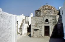 Kapelle im Johannes Kloster, 7.6.1994
