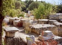 In der griechischen Agora, 9.9.1992