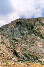 Agios Katefiani am Mesa Vouno, 17.6.