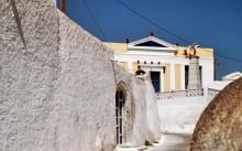 Klassizismus in Akrotiri, 18.6.1996