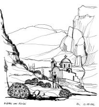 Kirche von Finiki, 13.9.