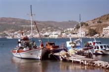 Der Skala Fischerhafen, Juni 1991