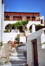 Häuser in Skala, Juni 1994
