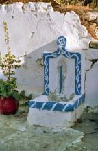 Wasserstelle in Othos, 16.9.