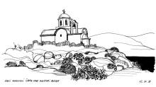 Ag. Apostoli bei der Amopi Bucht, 12.6.