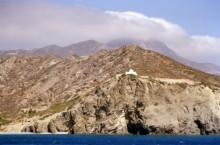 Zur Agios Minas Bucht auf Karpathos, 18.9.