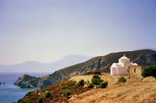Die Agios Minas Kapelle, 18.9.1992