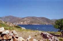 Ausblicke auf Patmos, Juni 1991
