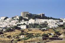 Blick auf das Johannes Kloster von Westen, 9.6.1994
