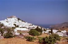 Fernblicke von Patmos, Juni 1991