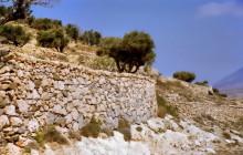 Mauern auf Kassos, 20.9.1992