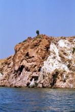 Fahrt zur Kampos Bucht, 29.6.1991