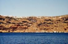 Blick auf die Insel Thirasia, 23.6.