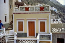 Neues Haus in Olympos, 22.9.